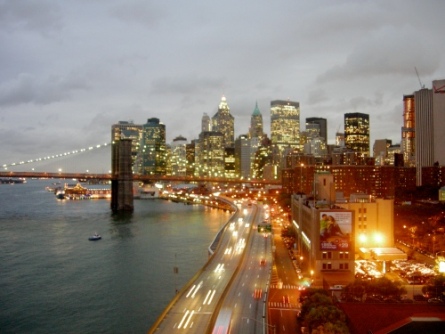 manhattanfrommanhattanbridge